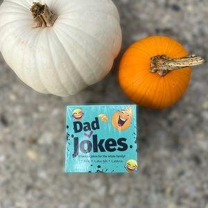 🧔🏻♂️ DAD JOKES - Word Teasers - Card Game - Fun